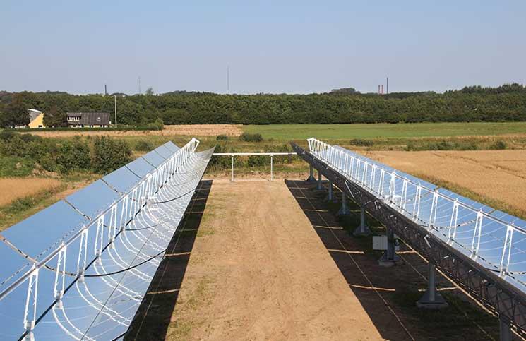 Систему, яка вироблятиме електрику та тепло будують у Данії